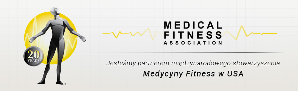 jesteśmy partnerem medical fitness w USA