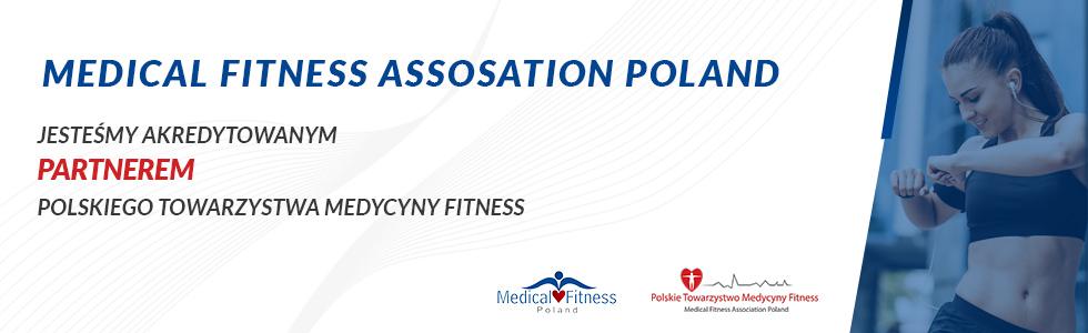 jesteśmy partnerem medical fitness w USA